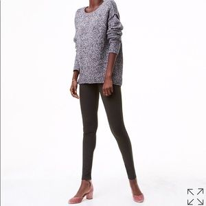 Loft pointe leggings